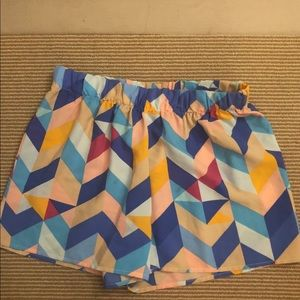 Everly, Multi-colored Shorts